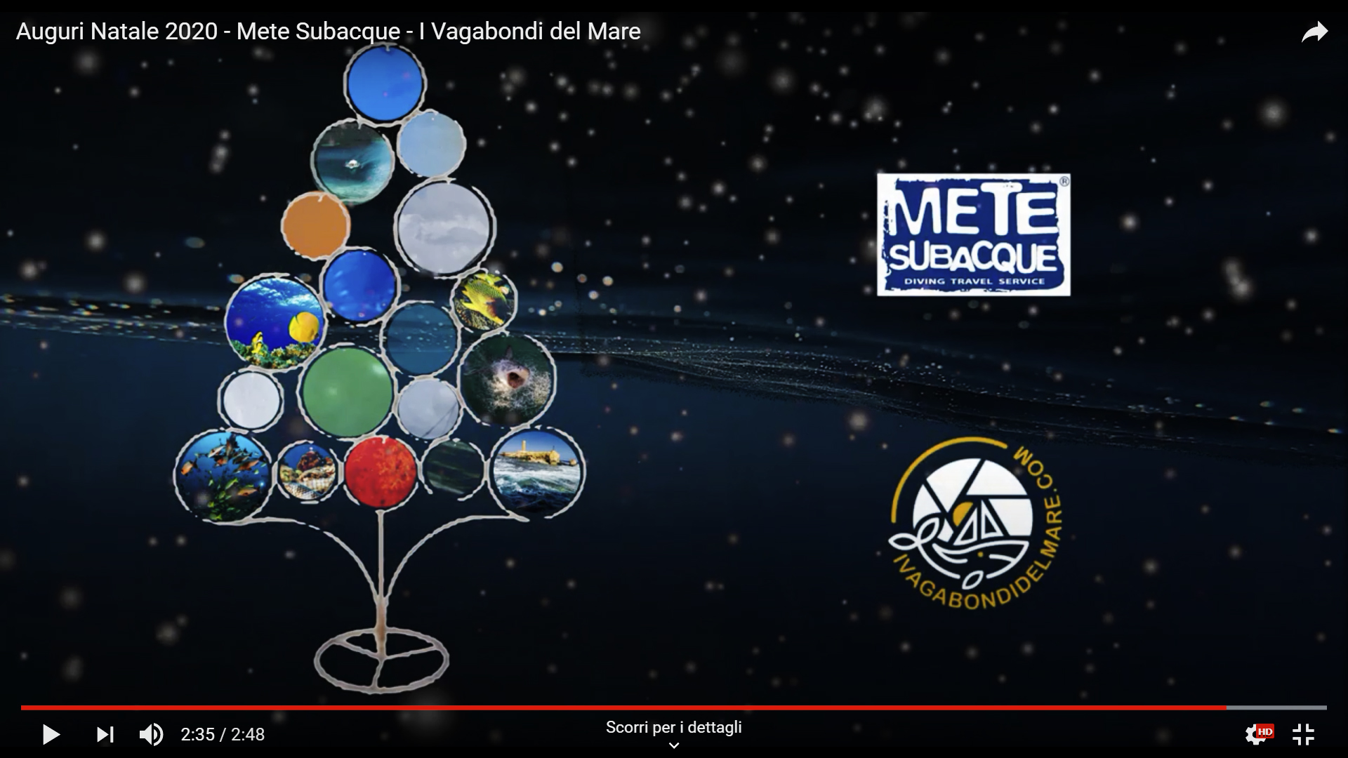 Videogallery – Un viaggio virtuale per augurarti BUONE FESTE